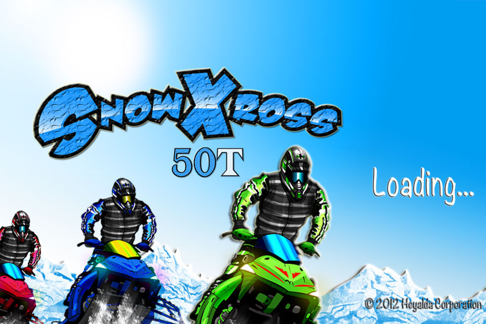 Screenshot SnowXross 50 T